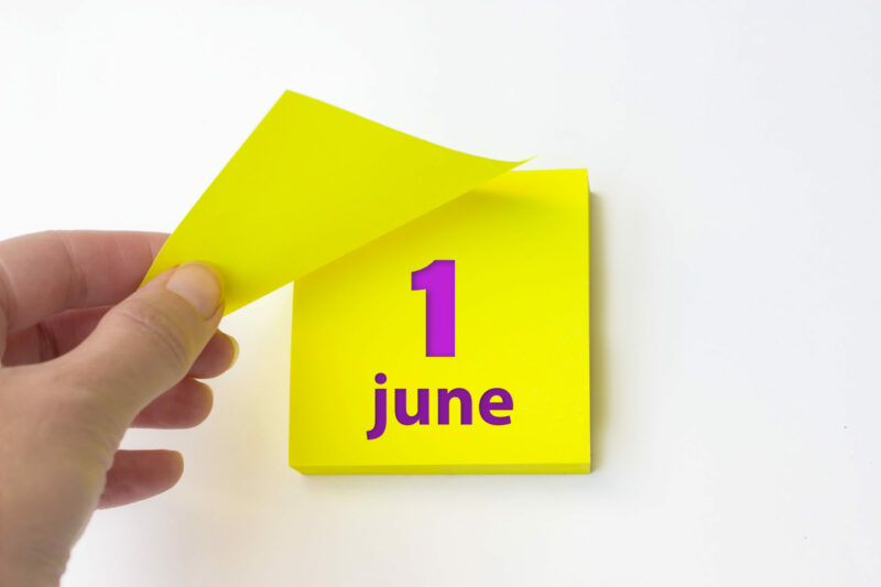 It's June, and in the garden there are lots of jobs to do!